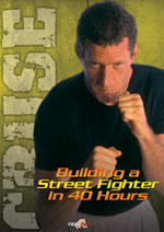 Become a Street Fighter in 40 Hours, Tom Cruse