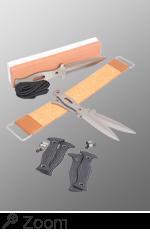 Razors Edge Knife Sharpening Kit, Dean Horine