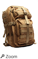 Bullet-Stopping BugOutBag, Dale Comstock