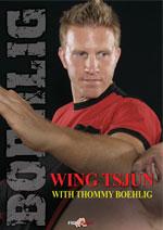 Wing Tsjun, Tommy Boehlig