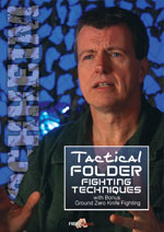 Tactical Folder Knife Fighting, Hock Hochheim