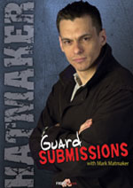 Guard Submissions, Mark Hatmaker