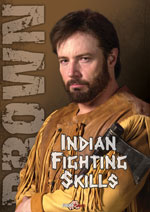 Native American Fighting Secrets, Randall Brown