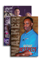 Instant Respect + Bone Breaker Package, Tony Walker, James Painter