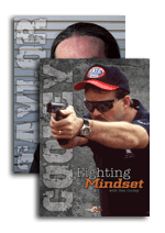 Fighting Mindset + Advanced Gun Disarmament, Ben Cooley, Bob Taylor