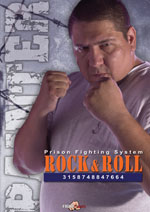 Rock N Roll Prison Fighting, James Painter