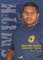 Special Agent Combat Course, Derek Smith