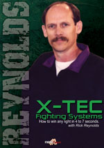 X-Tec Fighting Systems, Rick Reynolds